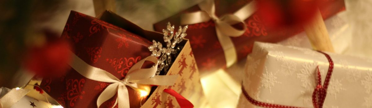 Tax Breaks and Christmas Gifts