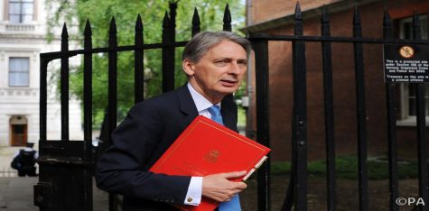 Chancellor, Phillip Hammond