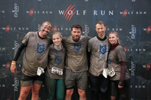 Cottons Winter Wolf Run Team
