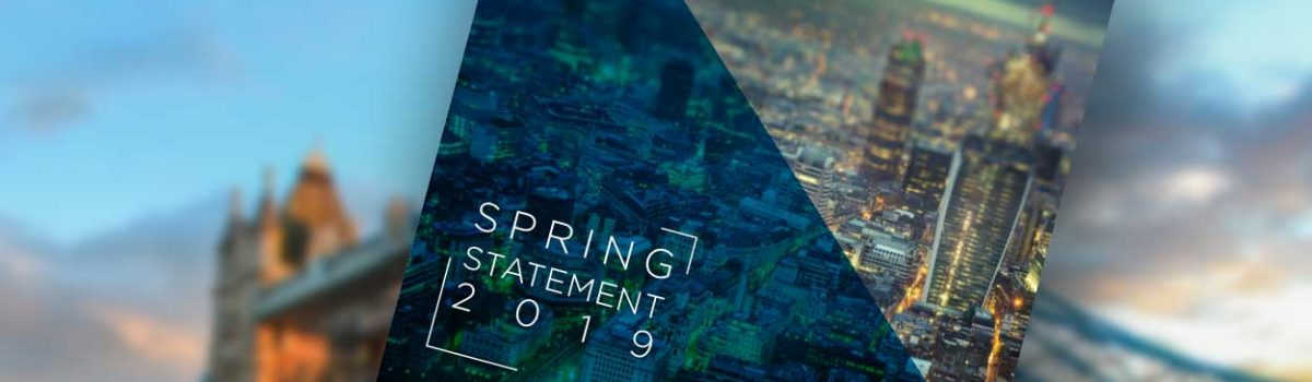 The Spring Statement Update