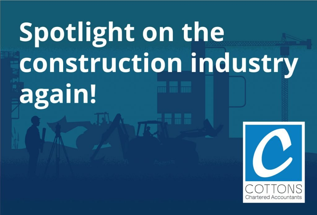 Spotlight on the construction industry