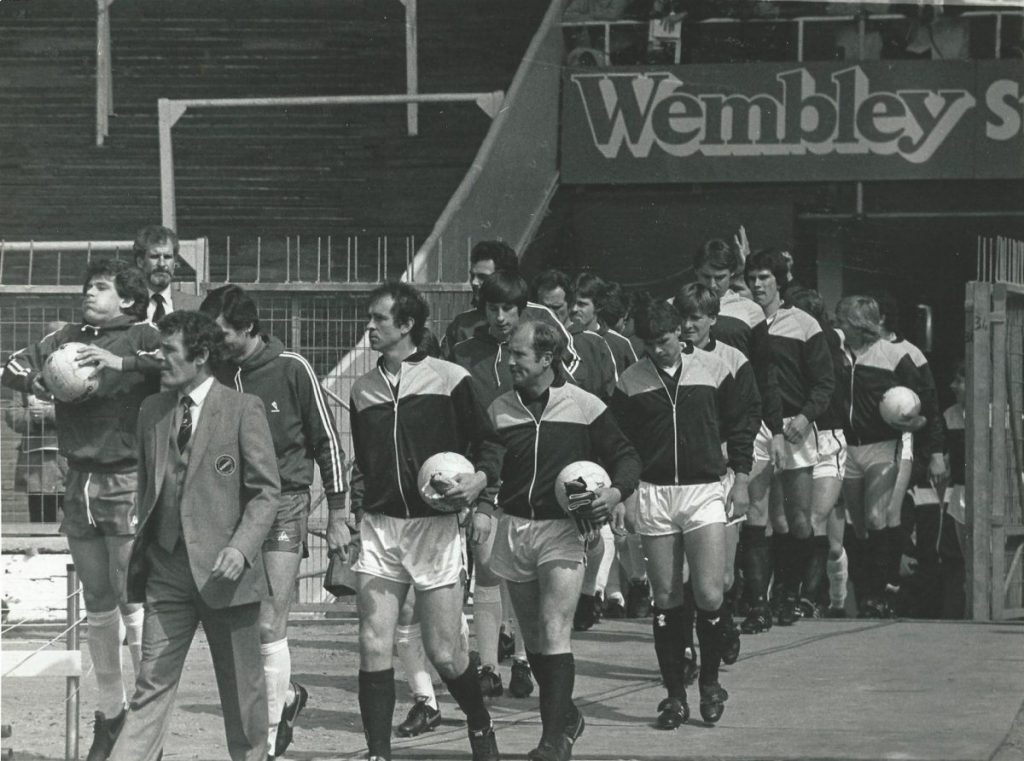 VS Rugby's Wembley winners reunite in the sun to commemorate 1983 triumph - Image 1