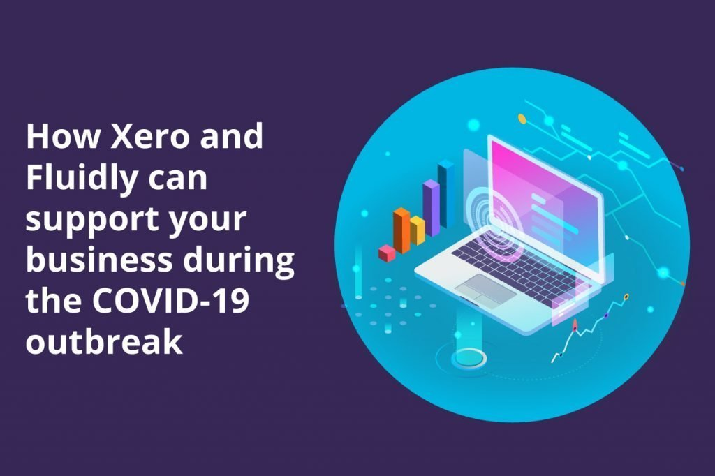 How Xero and Fluidly can support your business during the COVID-19 outbreak
