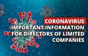 Important information for Directors of limited companies